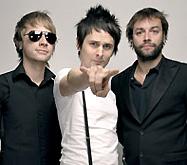 Muse посетят Россию и Украину